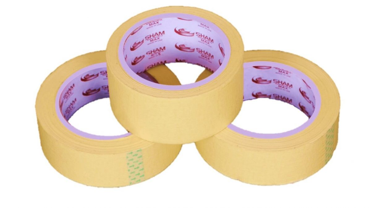 Automotive Masking tape 80 Degrees