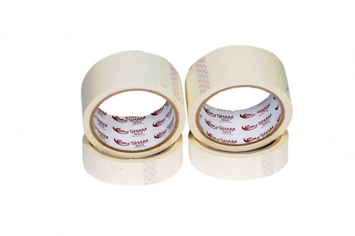 Masking tape 2 inches